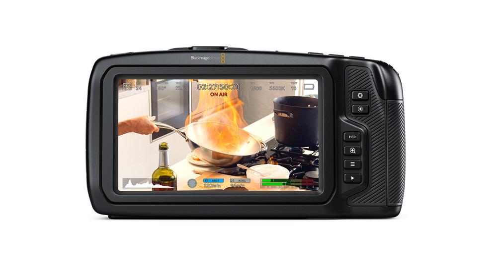 BMPCC 6K 口袋攝影機