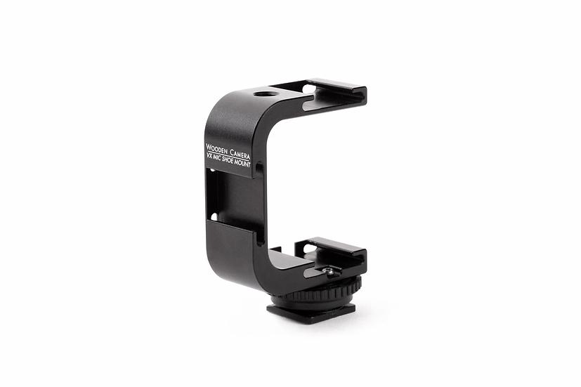 VX滑板攝影機麥克風-熱靴固定架