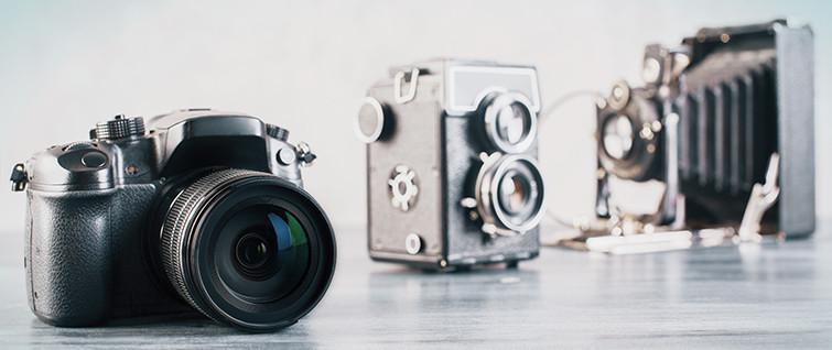 攝影機(Camera)影像由Shutterstock提供