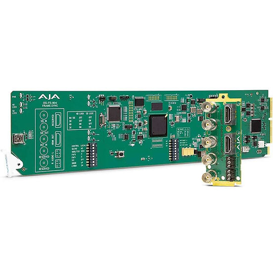 OG-FS-Mini 圖框同步轉換卡含介面板