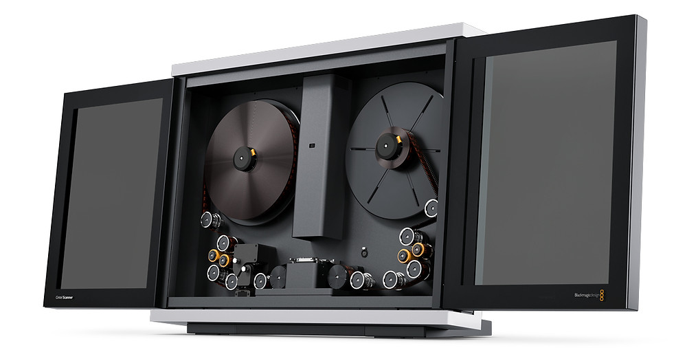 Blackmagic Cintel 4.1 軟體升級