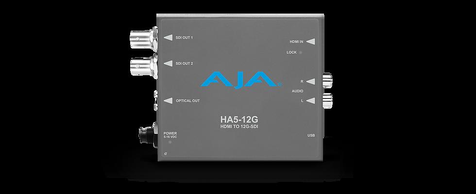 HA5-12G HDMI 2.0 轉 12G-SDI 轉換器