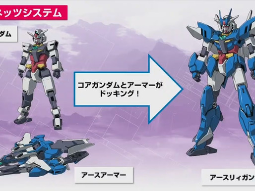 Gundam Build Divers Re:RISE Mechanics Revealed