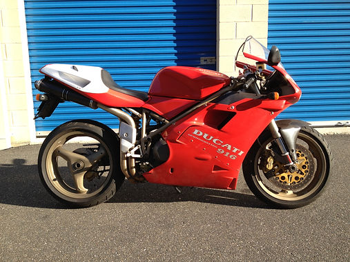 Ducati 955SP; Ducati 915 SPA