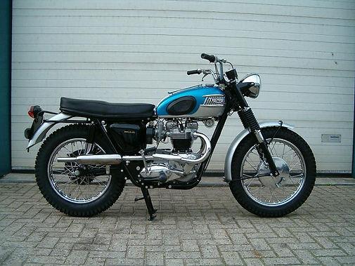 1965 Triumph T120C