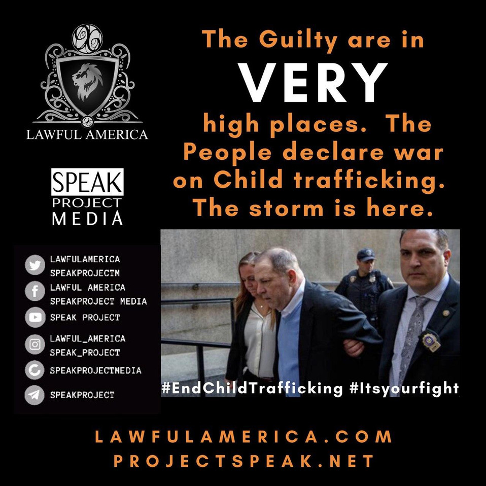 #ITSYOURFIGHT - The Guilty are in Very h