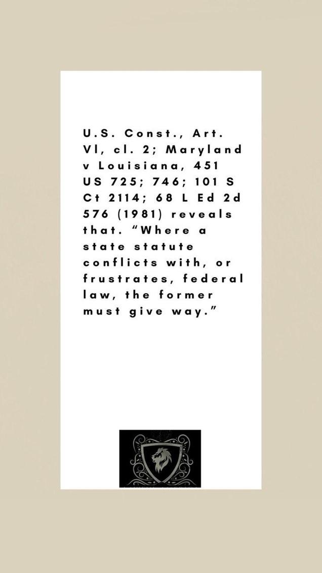 u.S. Constitution - U.S. Const. Art VI 2