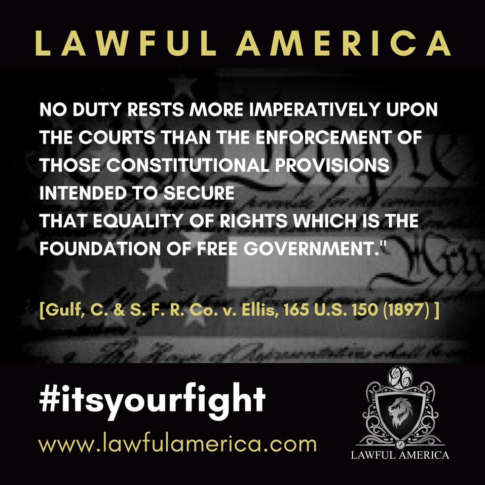#ITSYOURFIGHT - Gulf, C. & S. F. R. Co v
