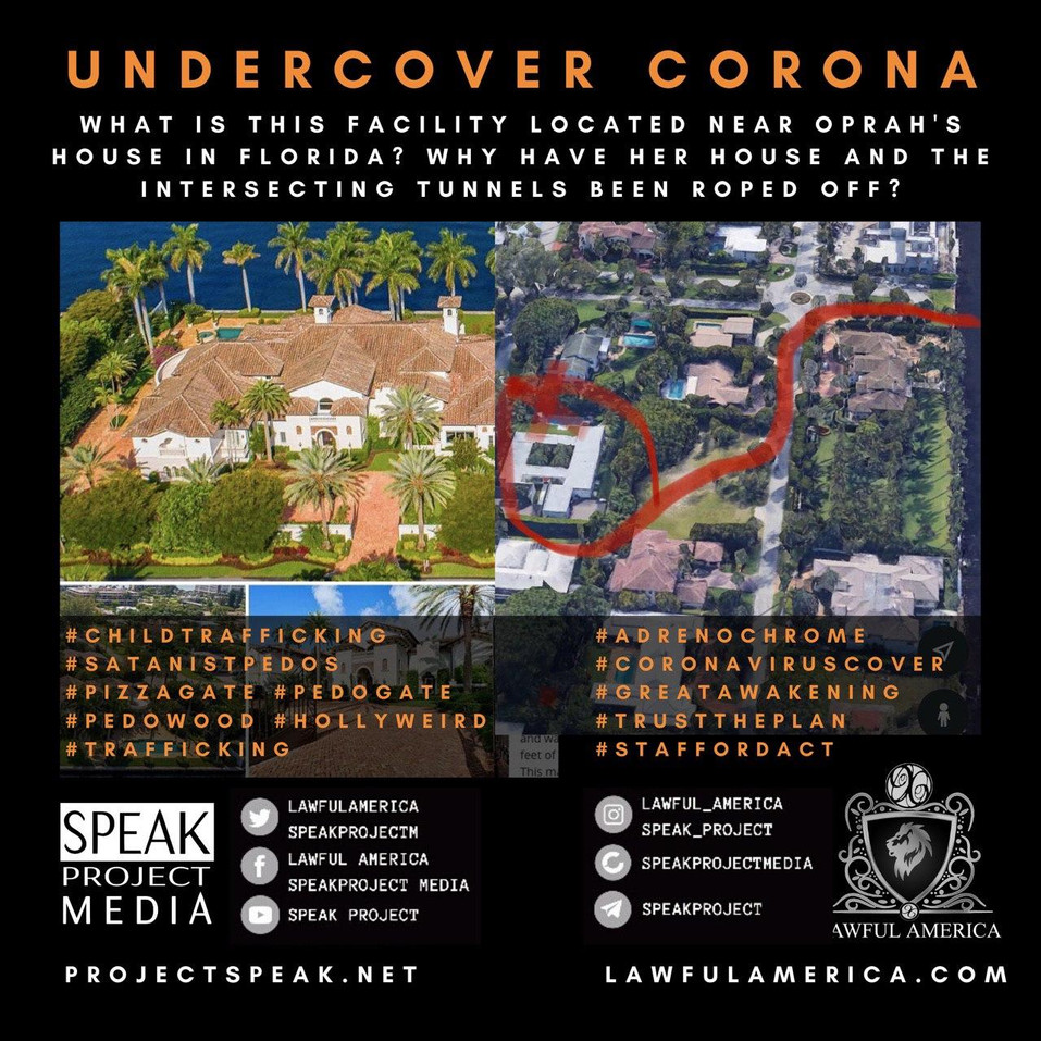 UNDERCOVER CORONA - What is this facilit