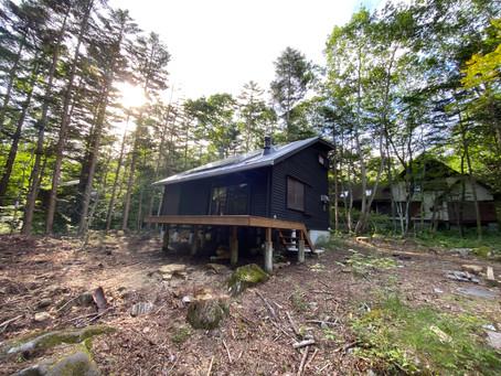 清里の森ワーケ-ション体験ハウス           築30年夏向き別荘 断熱フルリノベハウス