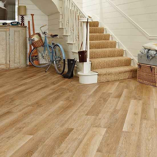 Karndean KP94 Pale Limed Oak (Clearance price £16.99) Per M2
