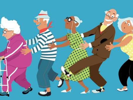 Exercising With Seniors