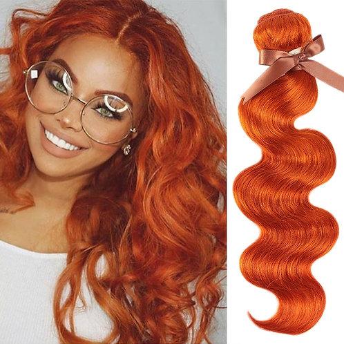 Brazilian - Body Wave - Spicy Orange - 100% Remy