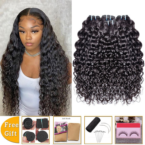 Water Wave - Bundles - Brazilian
