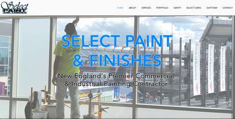 Select Paint & Finishes