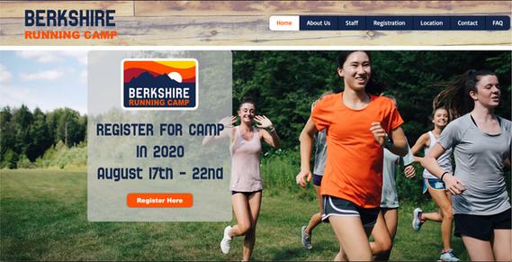 Berkshire Running Camp