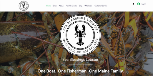 Sea Blessing Lobster