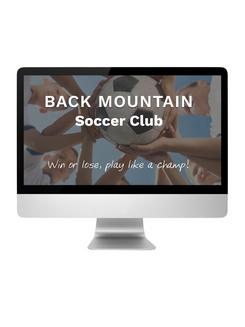 Back Mountain Soccer