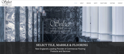 Select Tile, Marble & Flooring