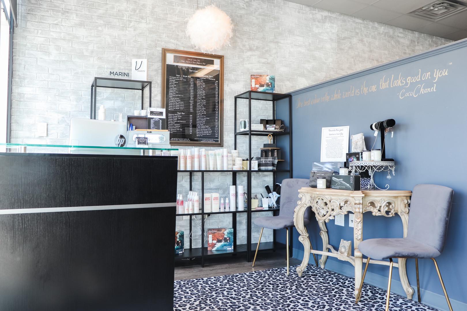 Reception/Front Desk