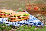 italian food for picnic