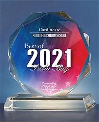 Adult Education School Award