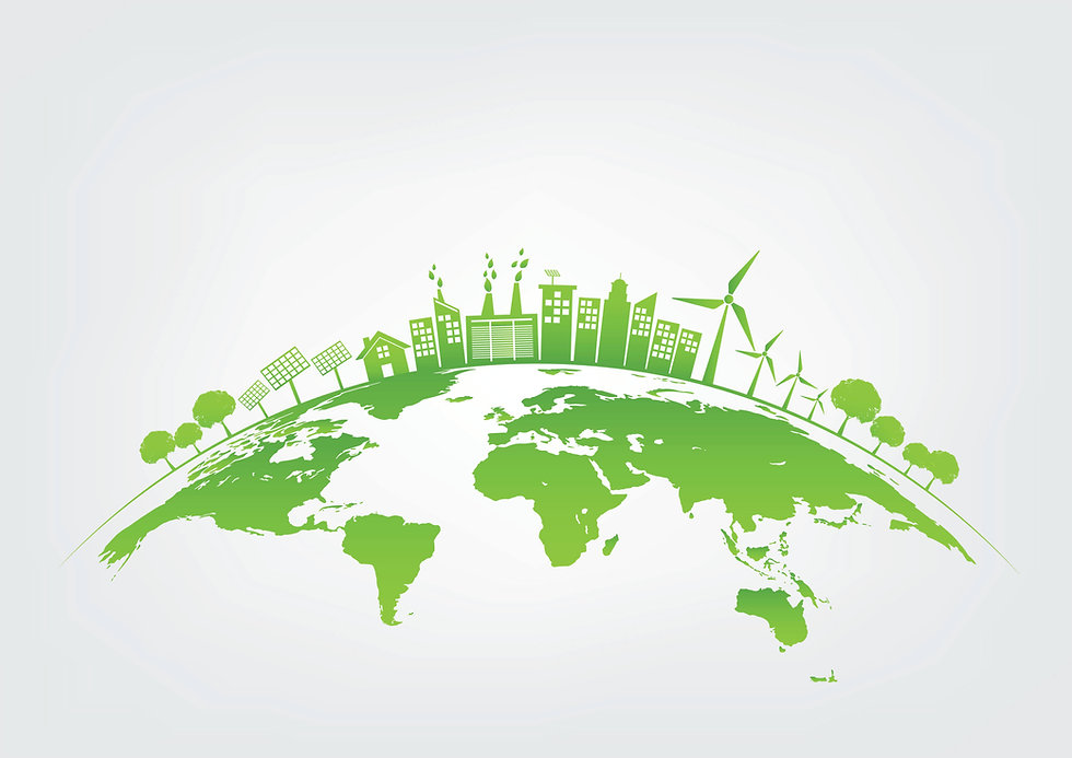Cities Helping Climate Change