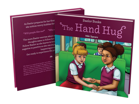 The Hand Hug- Coming August 12th!