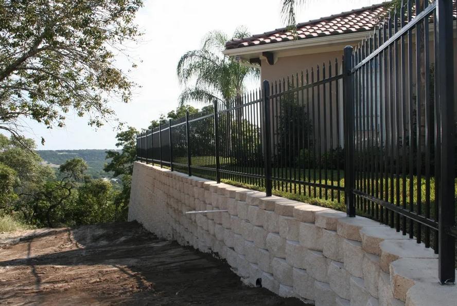 retaining walls georgetown tx