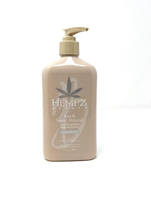 Hempz Beauty Koa Almond Body Moisturizer