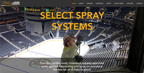 Select Spray Systems