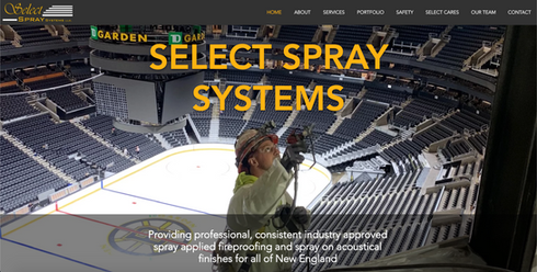 Select Spray Systems