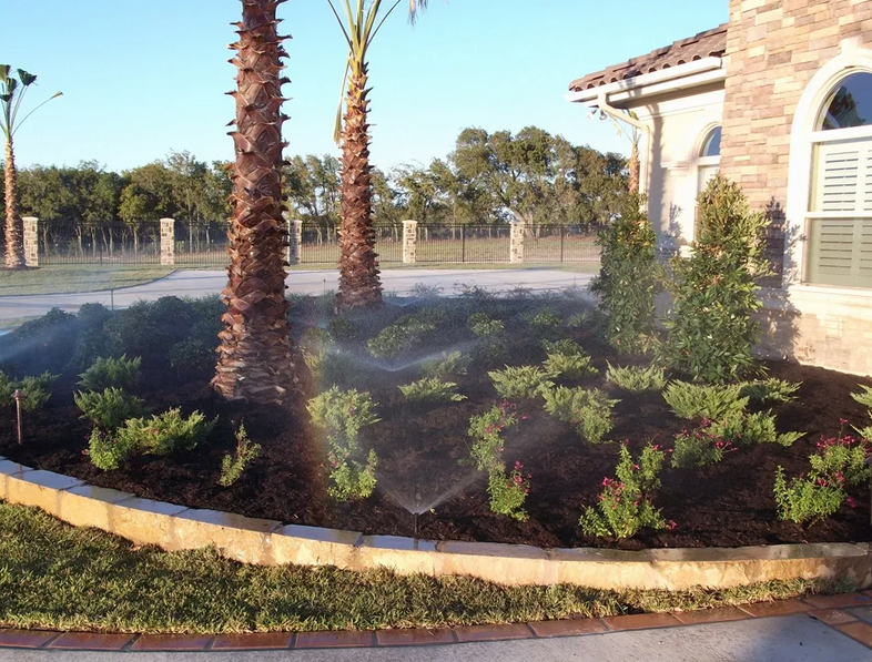 Georgetown tx irrigation system and sprinklers
