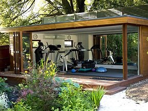 GEORGIA HOME GYM SHEDS