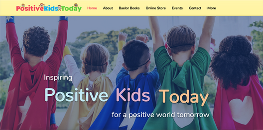 Positive Kids Today