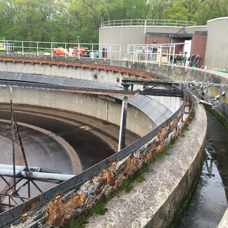 Water Pollution Control Plant, Southington, CT
