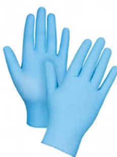 NG100  Nitrile Gloves (100)Pk