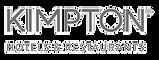 KIMPTON HOTELS & RESTAURANTS Client Logo