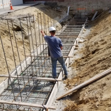 Amazon Distribution Center, Hooksett, NH - Concrete Project
