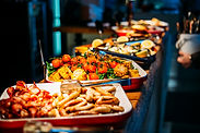 Italian buffet menu