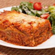 Italian catering food