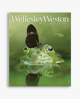 Summer Edition Wellesley Weston Magazine