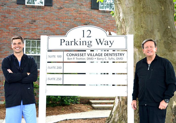 12 Parking Way Cohasset Village Dentistry