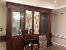 Custom Glass & Mirror For Furniture Door