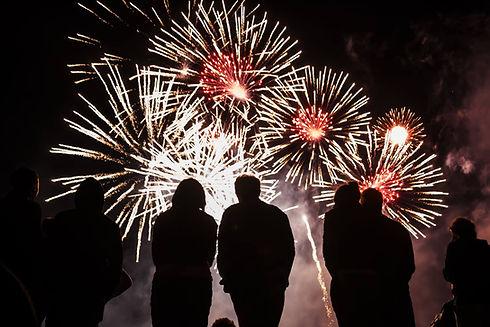 Fireworks with people.jpg