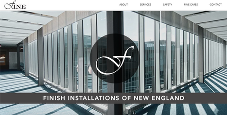 Finish Installations of New England