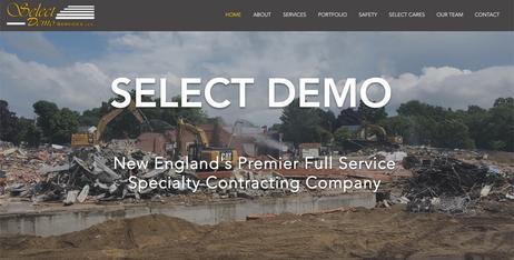 Select Demo