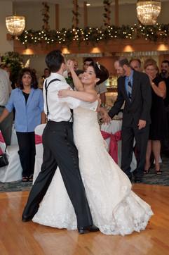 Mica Wedding Dance
