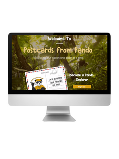 Postcards from Pando