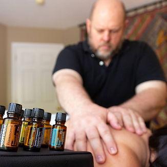 oils and massage